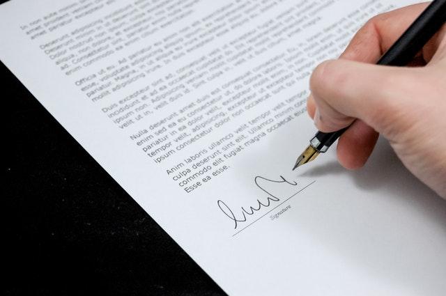 子ども3人連れて離婚するときの離婚協議書