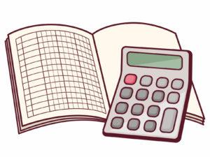 お金がない母子家庭の家計簿